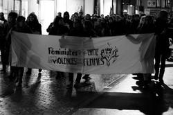 Féministes en lutte