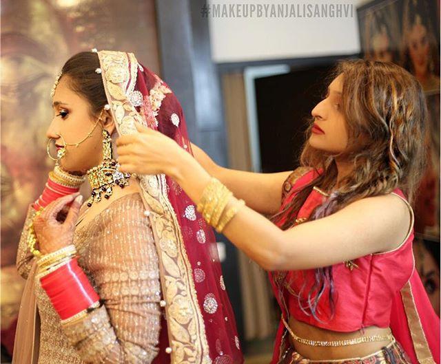 Bridal Makeup/Hair