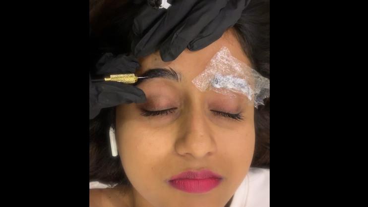 Chaitra Microblading