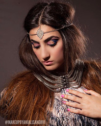 #throwback _Fashion makeup done using _m