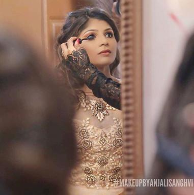 Bridal makeup dairies ❤_Using my favouri