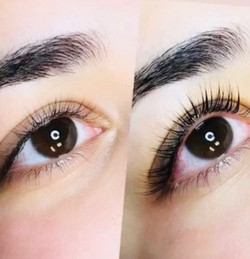 Lash Lift - Before & After