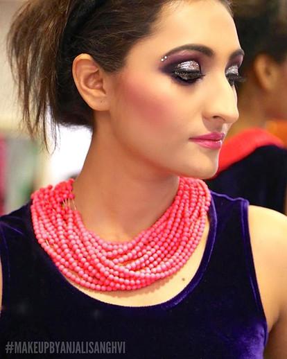 #TBT _Fashion makeup for this gorgeous o