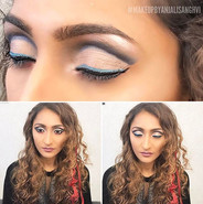 Muse ✨_Cut crease makeup look for her ra