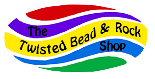 The Twisted Bead & Rock Shop  9 Lee Airpark Drive Edg1water, MD 21037 410.956.5529
