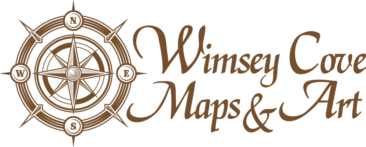 Wimsey Cove Maps and Art  Elizabeth Ramirez 209 Chinquapin Round Rd Suite 101, Annapolis, MD 21401 Phone: 410-956-7278