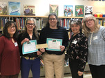 MCAG Donates Over $3,000 to Central Special School