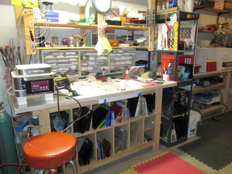Studio of Lisa Fairbank, Firelight Art Glass