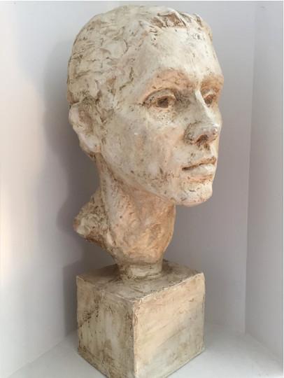 Sculpture by Lora Moran-Collins