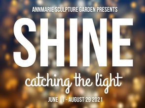 Call for Entries: Shine: Catching the Light