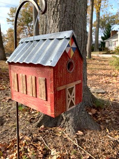 Bird House by Tom Dicken