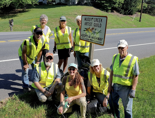 2016 Road Crew, Adopt-A-Highway