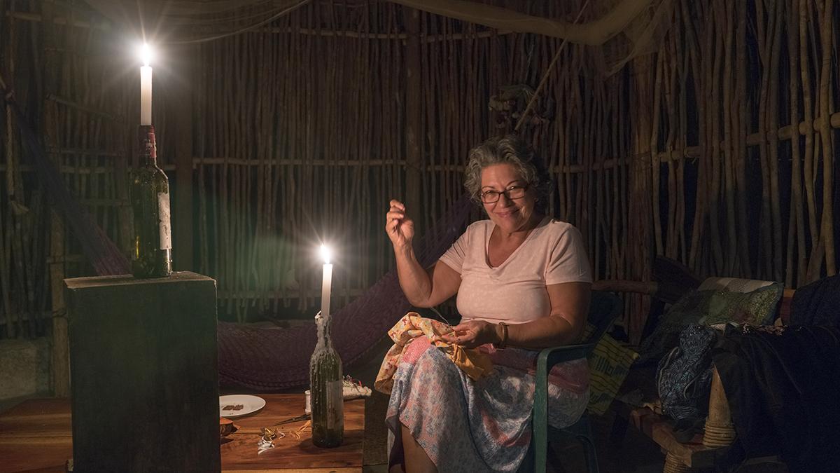 Lourdes - perfect grandma