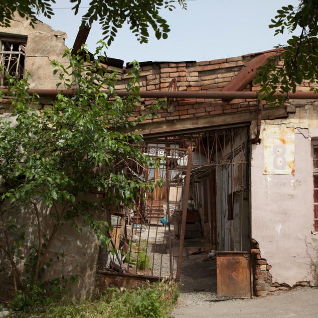 House #8, Tbilisi