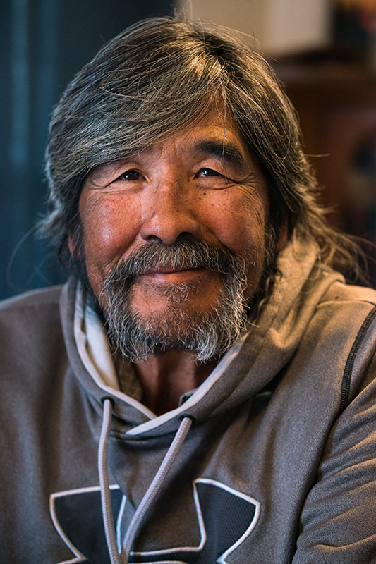 Roger Morris, Blackfeet