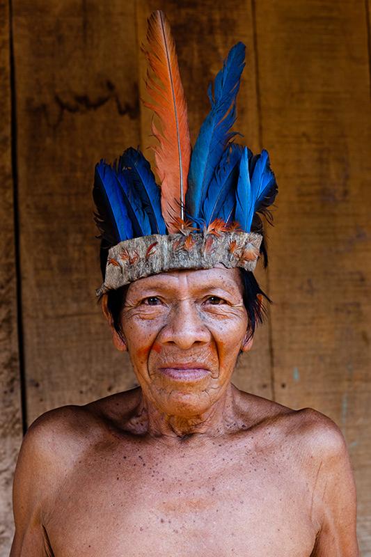 Yahua Elder, Peru