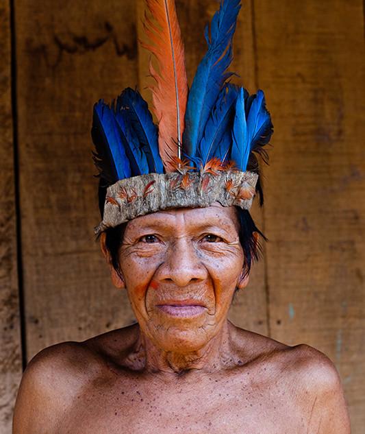 Yagua Elder, Peru