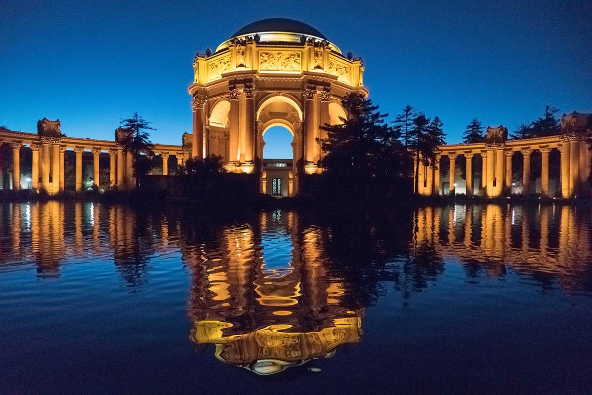 Palace of Fine Arts, San Fransisco