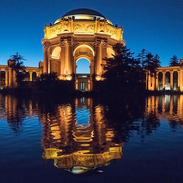 Palaca of Fine Arts, San Fransisco