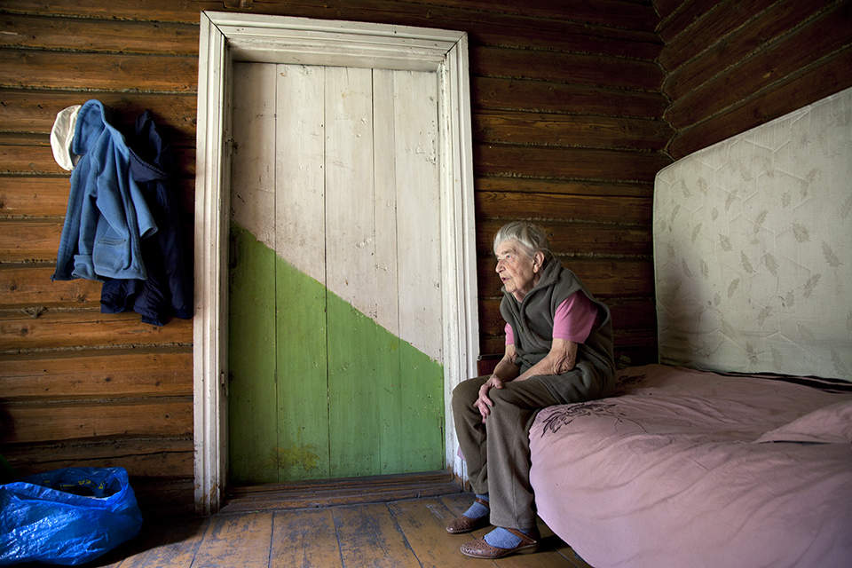 Aging in Russia