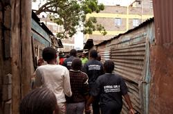 Box Girls, Nairobi - for Match International Women's Fund