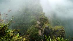 Machu Picchu sacred mountain