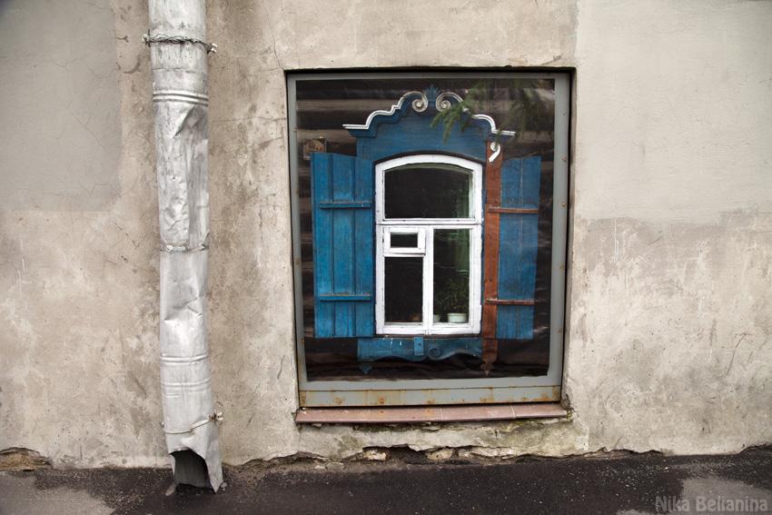 Fake window 4