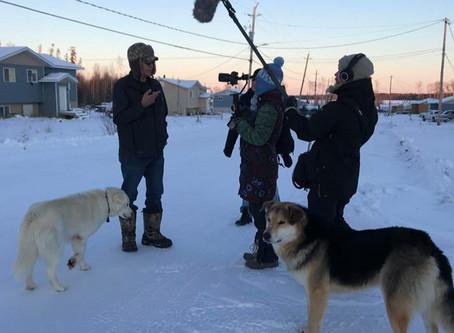 Filming in far Ontario North