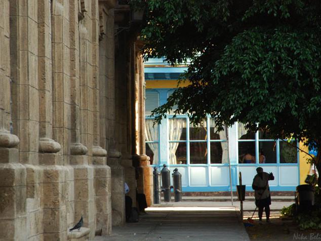 Street Sweeper, Havana