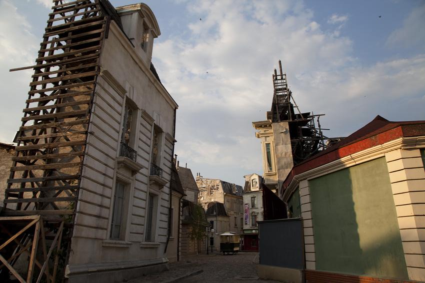 Romania film studios
