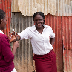 Equality fun volunteers, Nairobi