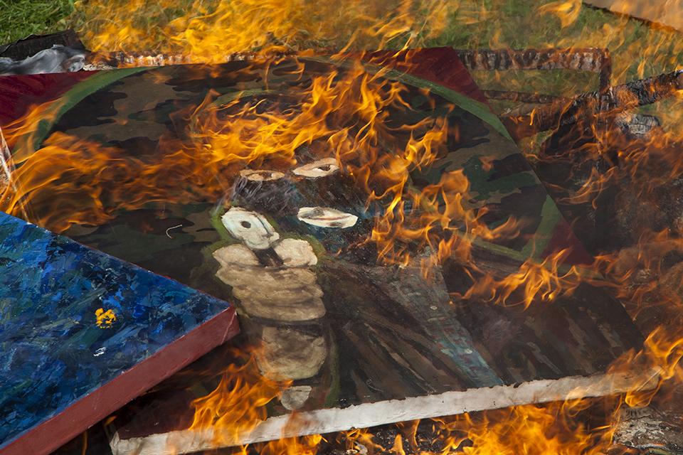 Joel's fire 2