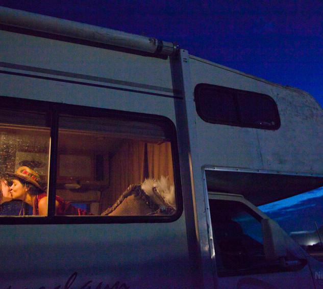 Night in the RV