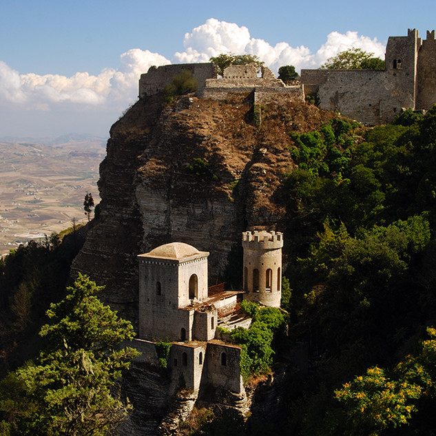 Top of the world Sicily