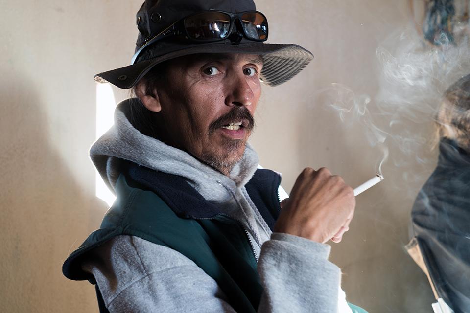 Wally Selma, Blackfeet