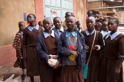 Nairobi's school girls