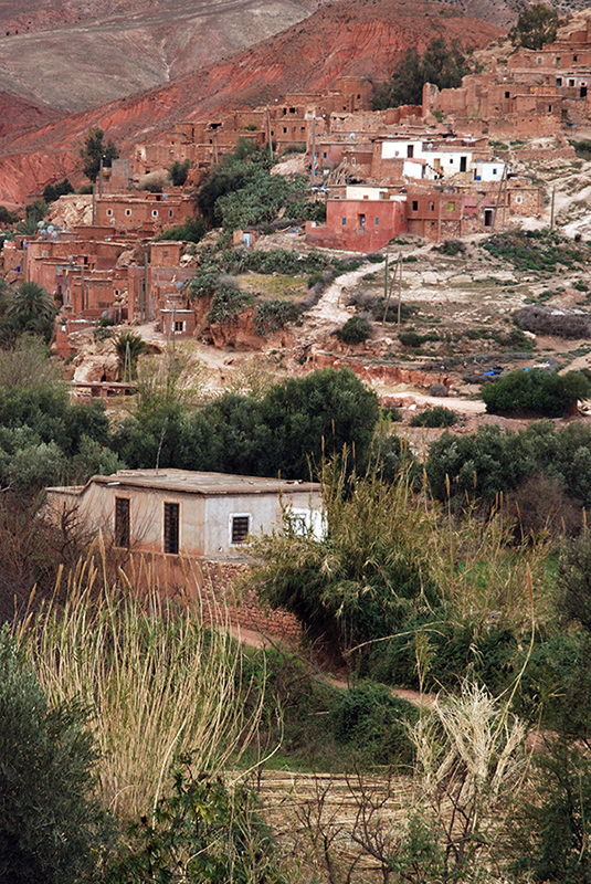 Red City, Morocco