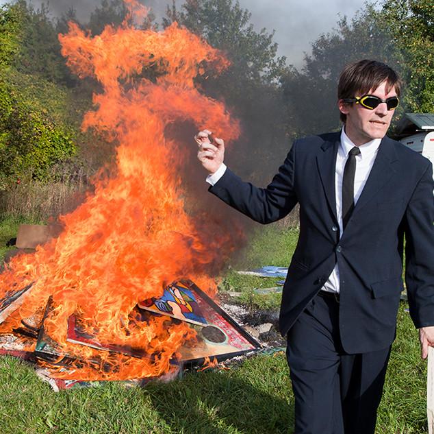 Joel's fire