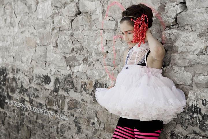 Costumes-girl