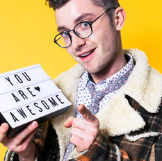 You are awesome campaign