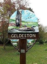 Geldeston Village Sign
