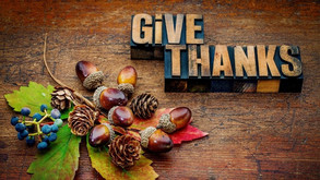 Happy Thanksgiving from the FCJ Retreat and Conference Centre