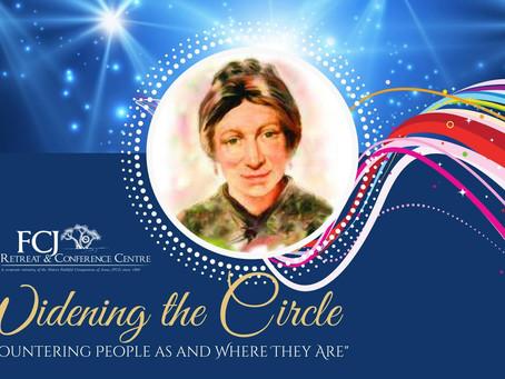 Marie Madeleine d'Houet - Widening The Circle