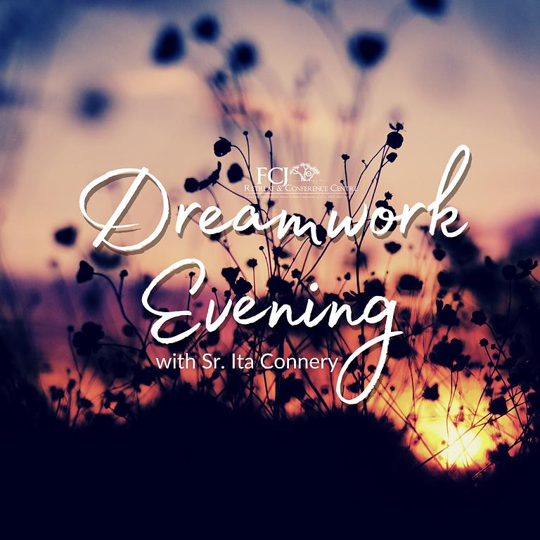 ONLINE Dreamwork Evenings - Dreams and My Spiritual Journey Nov 18