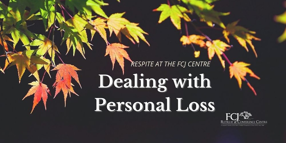 Dealing with Personal Loss
