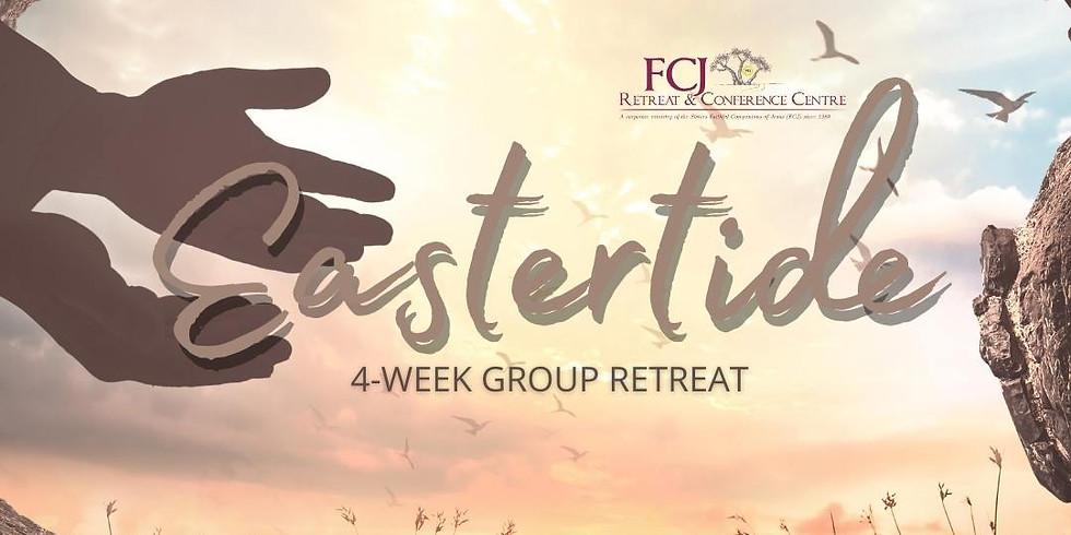 ONLINE Eastertide 4-Week Group Retreat in Daily Life