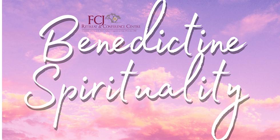 ONLINE Benedictine Spirituality Monthly Prayer