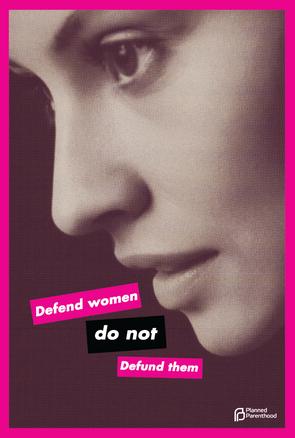 Defund Women? Nah