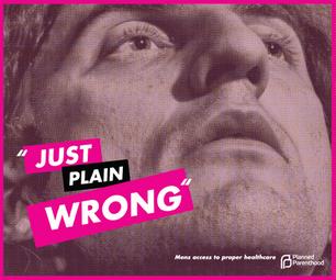 """""""Just Plain Wrong"""""""