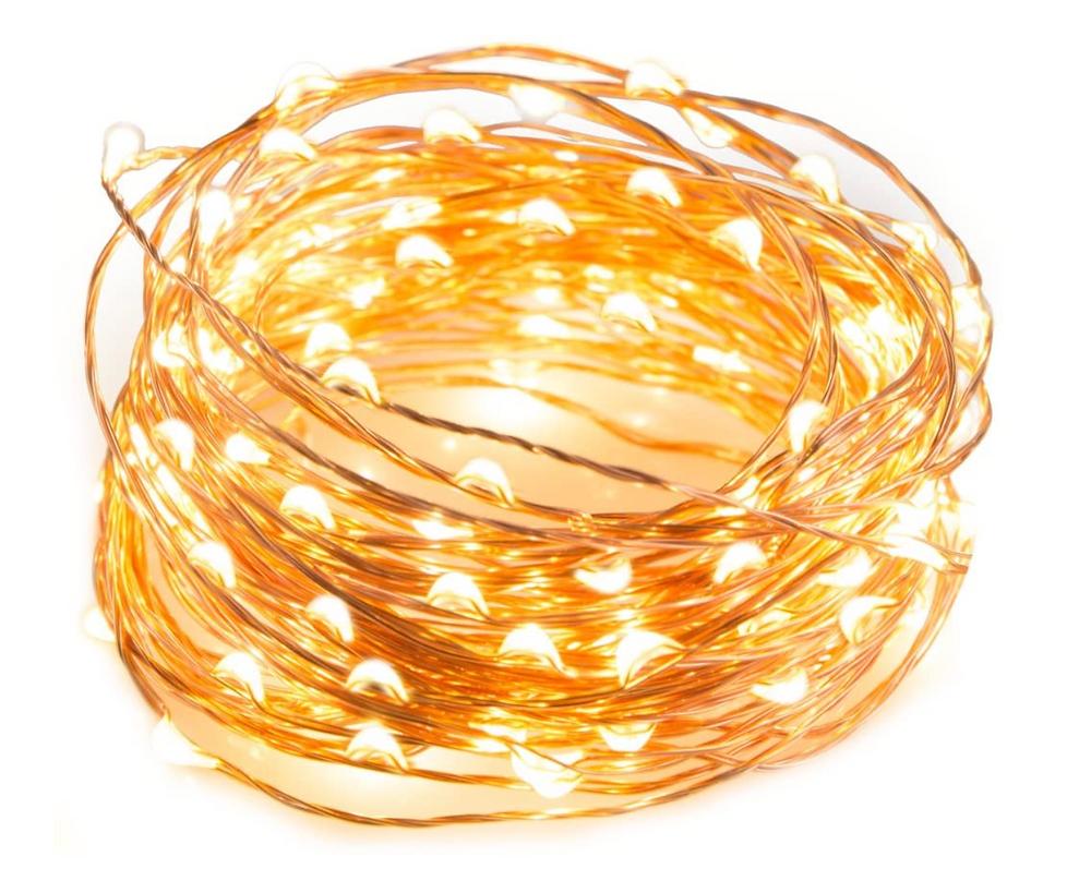 TaoTronics Classic LED Garden String Fairy Lights